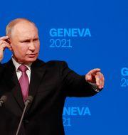 Putin Denis Balibouse / TT NYHETSBYRÅN