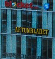Schibstedhuset i Stockholm.  Staffan Löwstedt / SvD / TT / TT NYHETSBYRÅN