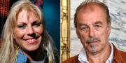 Josefin Nilsson och Örjan Ramberg. TT