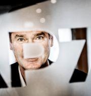 Arkivbild: AP7-fondens vd Richard Gröttheim.  Tomas Oneborg/SvD/TT / TT NYHETSBYRÅN