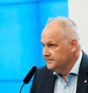 Jonas Sjöstedt (V) Pontus Lundahl/TT / TT NYHETSBYRÅN
