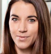 Avanzas Johanna Kull, Nordnets Frida Bratt. Magnus Sandberg / AFTONBLADET / TT