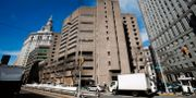 Metropolitan Correctional Center, där Epstein hittades död. Mark Lennihan / TT NYHETSBYRÅN