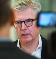 Ericssons vd Börje Ekholm. Arkivbild. Fredrik Sandberg/TT / TT NYHETSBYRÅN