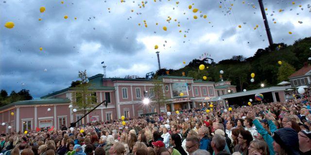 Liseberg/Arkivbild. BJÖRN LARSSON ROSVALL / TT / TT NYHETSBYRÅN