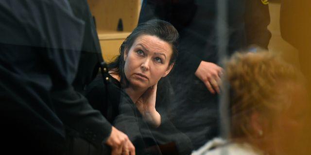Johanna Möller.  Vilhelm Stokstad/TT / TT NYHETSBYRÅN