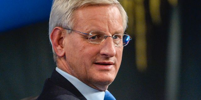 Carl Bildt. CLAUDIO BRESCIANI / TT / TT NYHETSBYRÅN