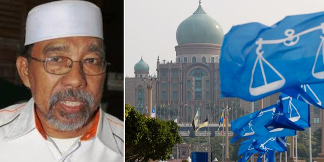 Malaysiska senatorn Mohamad Imran Abdul Hamid AP