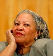 Toni Morrison 2005. GUILLERMO ARIAS / TT NYHETSBYRÅN