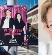 Gudrun Schyman (Fi). TT