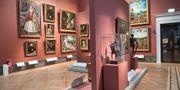 Uställning på Nationalmuseum i Stockholm.  Fredrik Sandberg/TT / TT NYHETSBYRÅN