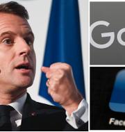 Emmanuel Macron. TT.