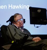 Stephen Hawking.  Kirsty Wigglesworth / TT / NTB Scanpix