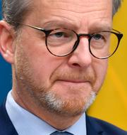 Mikael Damberg. TT
