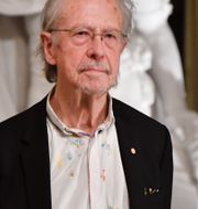 Peter Handke. TT NEWS AGENCY / TT NYHETSBYRÅN