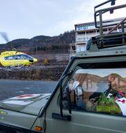 Norska soldater i Natoövningen Trident Juncture. Kallestad, Gorm / TT NYHETSBYRÅN