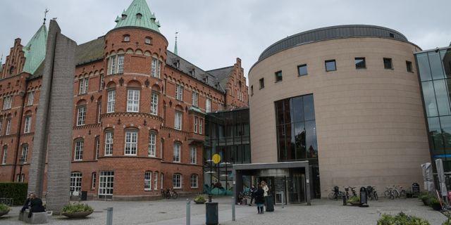 Malmö stadsbibliotek. Johan Nilsson/TT / TT NYHETSBYRÅN
