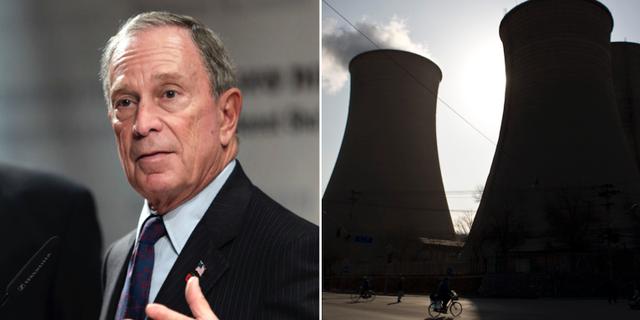 Michael Bloomberg TT