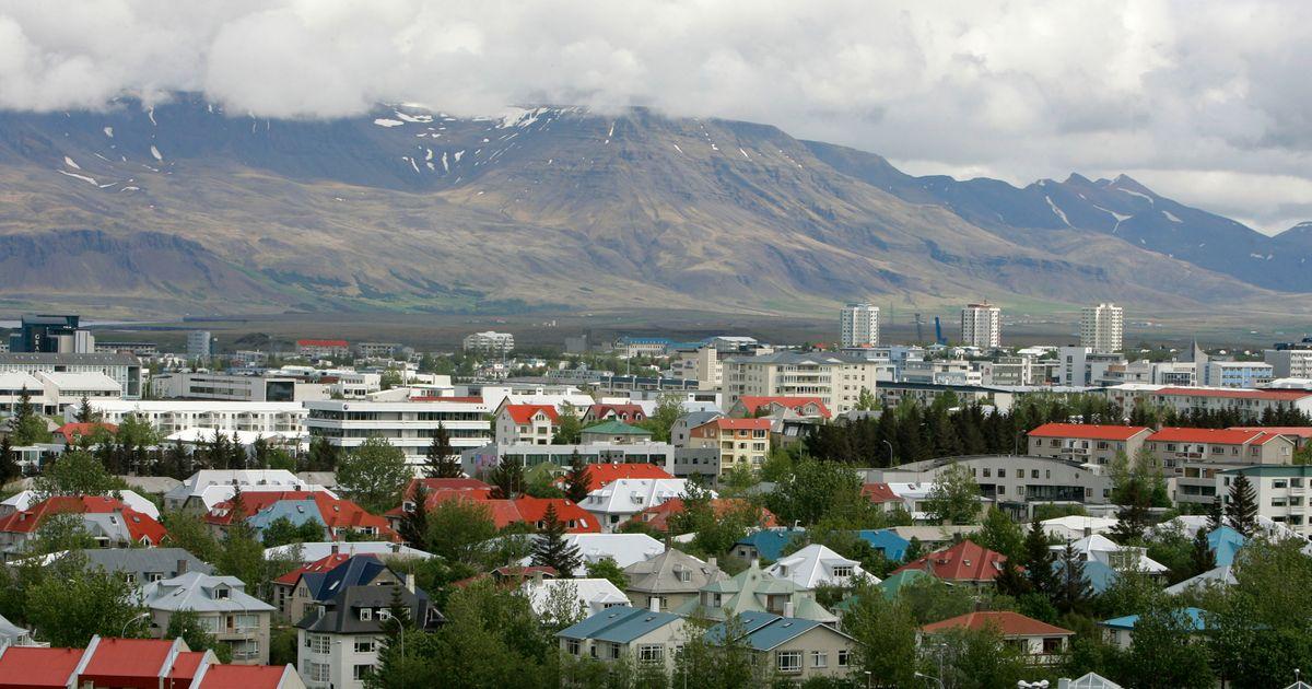 isländsk dejting app