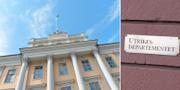 Utrikesdepartementet i Stockholm. TT