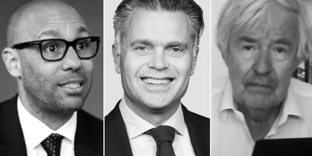 Sean George/Mattias Sundling/Stefan de Vylder.  Handouts