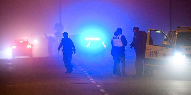 Arkivbild, två personer skadades vid en skottlossning i Malmö den 30 november. Johan Nilsson/TT / TT NYHETSBYRÅN