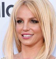 Jamie Spears och Britney Spears. TT NYHETSBYRÅN