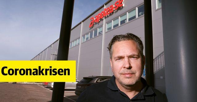 Apoteas vd Pär Svärdson Sören Andersson