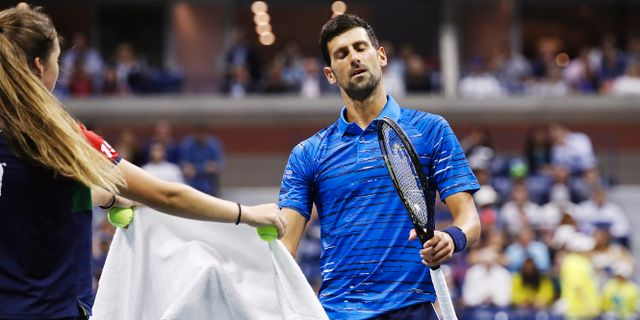 Novak Djokovic.  MATTHIAS HAUER / BILDBYRÅN