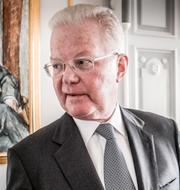 Fredrik Lundberg.