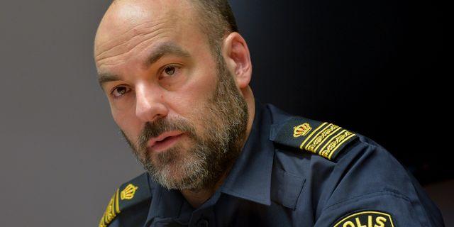 Patrik Engström. Jonas Ekströmer/TT / TT NYHETSBYRÅN