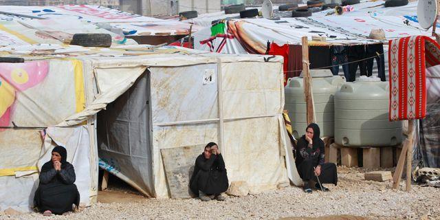 Syriska flyktingar i Libanon i januari 2016. Bilal Hussein / TT / NTB Scanpix
