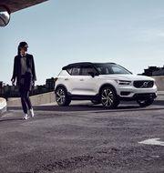 Illustrationsbild. Pressfoto: Volvo Cars USA