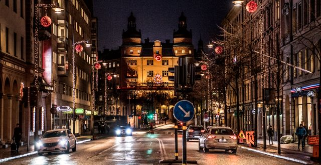 Illustrationsbild: LO-borgen i Stockholm. Lars Pehrson/SvD/TT / TT NYHETSBYRÅN