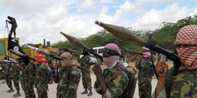 Islamister intog somalisk hamnstad