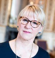 Margot Wallström, arkivbild. Pontus Lundahl/TT / TT NYHETSBYRÅN