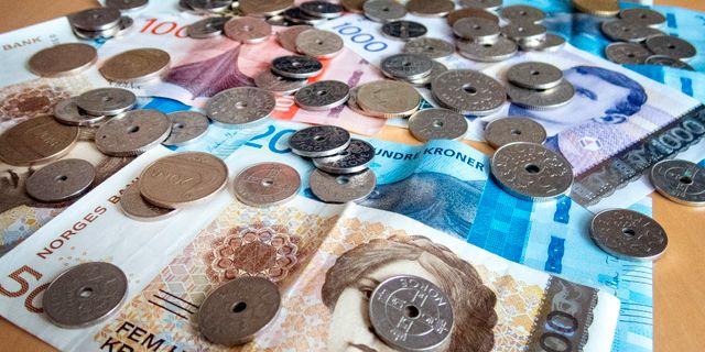 Norska riksbanken gor som den svenska