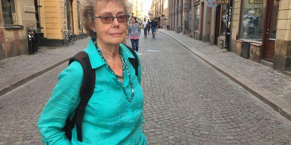 Anita Höök. TT