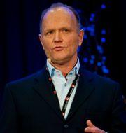 2014: Svenska Handbollsförbundet håller konferens och Pandox VD Anders Nissen håller föredrag. NILS JAKOBSSON / BILDBYRÅN