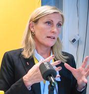 Elisabet Åbjörnsson Hollmark/Råbyhemmet i Lund TT