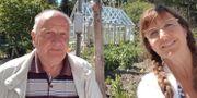 Inge Hörder och Susanne Hörder Lindskog. Privat/TT