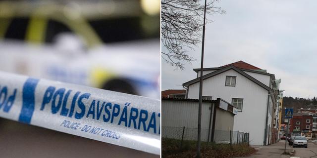 Mannen greps efter att polisen gjort tillslag på flera adresser i Västsverige  TT