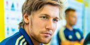 Emil Forsberg vill gå hela vägen i VM.  Claudio Bresciani/TT / TT NYHETSBYRÅN