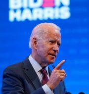 Demokraternas presidentkandidat Joe Biden Andrew Harnik / TT NYHETSBYRÅN