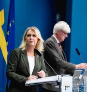 Lena Hallengren.  Pontus Lundahl/TT / TT NYHETSBYRÅN