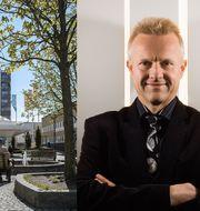 Stefan Fölster anser att integrationen behöver en god stadsplanering.     Foto: Montage