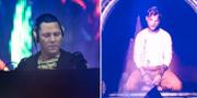 "Dj:n Tiësto, arkivbild. Tim ""Avicii"" Bergling. TT/Youtube"