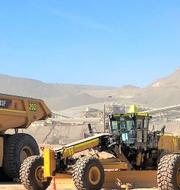 Candelaria-gruvan Lundin Mining