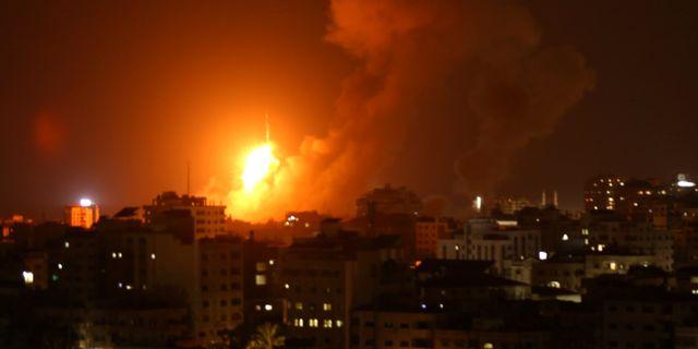 Ny raketattack mot israel pa onsdagen