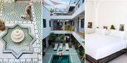 Afrikas bästa hostel, Rodamon Riad i Marrakech, påminner mer om ett boutiquhotell än ett hostel. Rodamon Riad Hostel